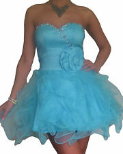 Dress Womens Evening Party Cocktail Prom Ball Gown Size 8 10 12 14 16