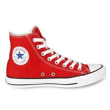 Converse Chuck Taylor All Star Sneakers High Red Chucks Shoes Shoes