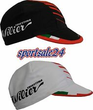 Wilier Triestina Racing Cap traditional Race Cap black or white 2015 NEW