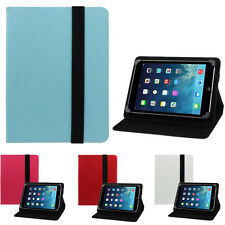 Universal 7 inch Leather Stand Skin Keyboard Case Cover For PC Android Tablet