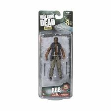 AMC The Walking Dead TV Series 8 Bob Stookey Action Figure McFarlane