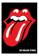 The Rolling Stones Lips Logo Poster New - Maxi Size 91.5 x 61cm