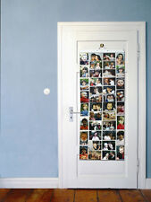 Picture Pockets Hanging & Magnetic Photo Frame Door Wall Display Up To 80 Photos