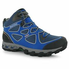 Karrimor Mens Ksb Cougar Walking Hiking Boots Sport Lace Up Shoes Waterproof