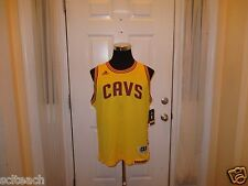 New with Tags Youth Adidas Cleveland Cavaliers Gold Alternate Swingman Jersey