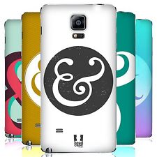 HEAD CASE DESIGNS AMPERSAND LOVE REPLACEMENT BATTERY COVER FOR SAMSUNG PHONES 1