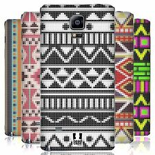HEAD CASE DESIGNS STITCHED AZTEC REPLACEMENT BATTERY COVER FOR SAMSUNG PHONES 1