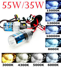 35 55W HID Xenon Headlight Conversion KIT H4 H13 9004 9007 w/Wiring Controller
