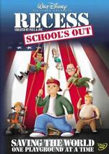 RECESS: SCHOOL'S OUT USED - VERY GOOD DVD