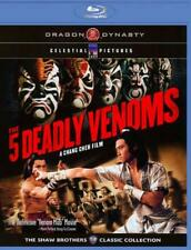 FIVE DEADLY VENOMS [USED BLU-RAY]