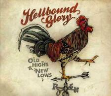 HELLBOUND GLORY - OLD HIGHS NEW LOWS [DIGIPAK] USED - VERY GOOD CD