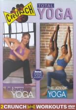 CRUNCH - TOTAL YOGA [USED DVD]