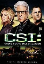 CSI: CRIME SCENE INVESTIGATION - THE [USED DVD]