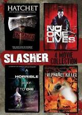 SLASHER: 4 MOVIE COLLECTION [USED DVD]