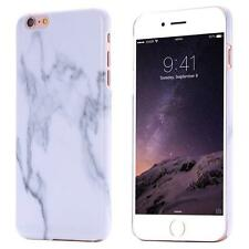 Thin Marble Pattern Printed Fashion Hard PC Back Case Cover For iPhone 6 6s Plus