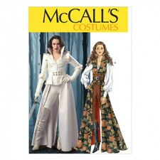 McCalls Ladies Sewing Pattern 6819 Fancy Dress Costumes (McCalls-6819-M)