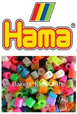 ~ 2000 HAMA MINI 2.5MM MINI Colors 1-26/ MINI Beads NEW -Choose from 52 Colors!!
