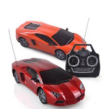 Kids Toy Nice Gift Drift Speed Radio Remote Control RC RTR Truck Racing Car 1:24