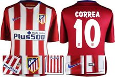 *15 / 16 - NIKE ; ATLETICO MADRID HOME SHIRT SS / CORREA 10 = SIZE*