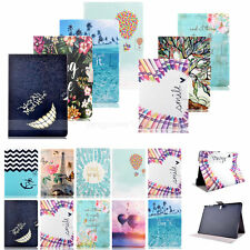 -YB42 Wallet Leather Case Cover For Samsung Galaxy Tab 4 A E T110 T350 T550 T815