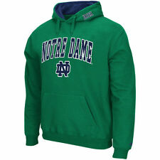 Notre Dame Fighting Irish Colosseum Zone Pullover Hoodie - Green