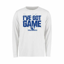 Eastern Illinois Panthers Youth Got Game Long Sleeve T-Shirt - White - NCAA