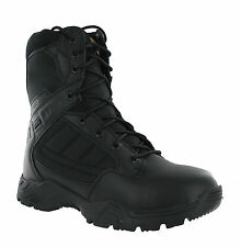 Magnum Tactical Response 8.0 Combat Police Force Military Mens Black Boots