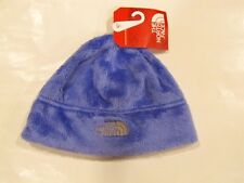 New with tag Girls The North Face Dynasty Blue Youth Denali Thermal Beanie S M