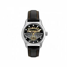Harley Davidson Women's 110th Anniversary Watch by Bulova 76L164