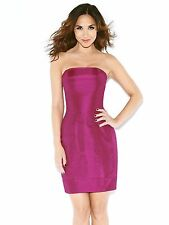 BNWT Myleene Klass Pink Tulip Skirt Bandeau Dress Size 10-18