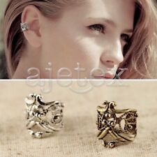 1pc New Retro Vintage Style Antique Gothic Punk Cool Sexy Earrings Ear Cuff