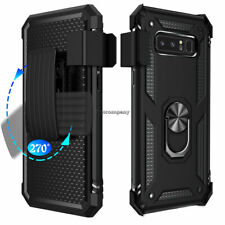 For Cell Phone Hybrid Rugged Armor Defender Case Cover W Stand Holster Belt Clip