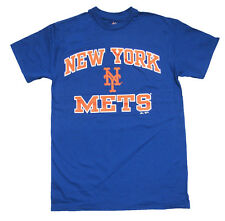 Majestic MLB New York Mets 'Heart and Soul' Mens T-shirt