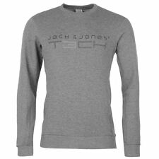 Jack and Jones Mens 2NF Sweat Crew Neck Long Sleeve Jumper Pullover Sweater Top