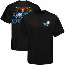 Kentucky Wildcats Scariest Words T-Shirt - Black - College