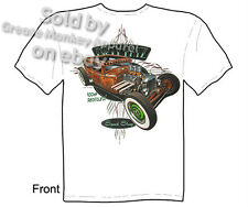 Hot Rod Clothes Ford T Shirt Hot Rod Apparel 1930 1931 Rat Rod Automotive Tee
