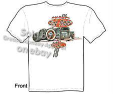35 36 Hot Rod T Shirt 1935 1936 Ford Pickup Truck Tee Rat Rod Sz M L XL 2XL 3XL