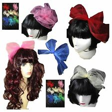 80s Alice band, 80s Hairband, 80s fancy dress, hen party, Blue/Black/Red/Pink