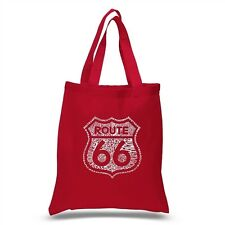 Small Tote Bag - Route 66 - Get Your Kicks