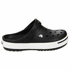 Crocs Crocband ii Black White Mens Sandals
