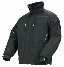 Arctic Cat Men's Boondocker Snowmobile Jacket Coat - Black - New - 5230-48_