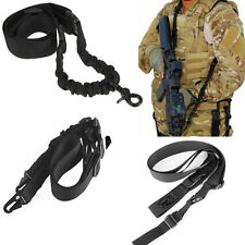 Tactical Adjustable Hunting 1 2 3 Point Rifle Sling Strap System F Rifle Shotgun