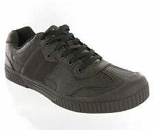 New Mens Limited Edition Casual Brown Shoes Smart Lace Up Trainers Size UK 7-12