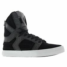 Supra Skytop II Black White Mens Trainers