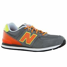 New Balance Classic Traditionnel Grey Youths Trainers