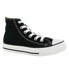 Converse CT All Star Hi Black Kids Trainers
