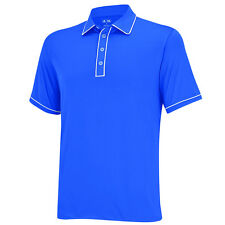 Adidas Golf Men's ClimaLite Puremotion Piped Polo Shirt - Brand NEW