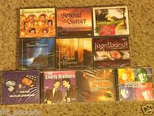 Lot Reader's Digest Music CDs & Sets...10 pcs...All NEW!!