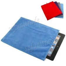 Soft Velvet Sleeve Pouch Cover Case Bag For Samsung Galaxy Tab 2/3 NOTE 10.1""