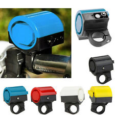 Wonderful Electronic Loud Bike Horn Cycling Handlebar Alarm Ring Bicycle Bell WF